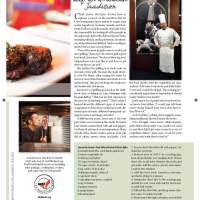 Photoshoot - Chef Jason McGraw, Executive Chef, Levy Restaurants and Edward Jones Dome