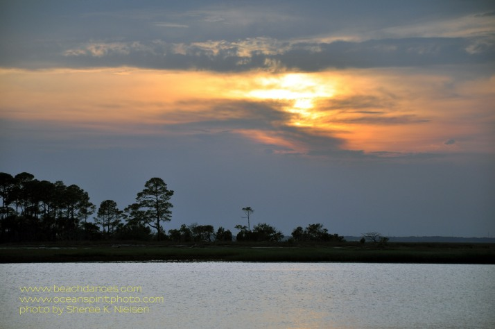 DSC_0770 Little Tybee sunset copyr
